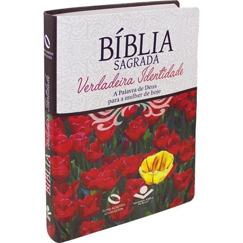 Bíblia Verdadeira Identidade Sintética Ilustrada - Nova Almeida Atualizada