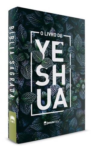 Bíblia Jesuscopy Yeshua - Nova Versão Internacional
