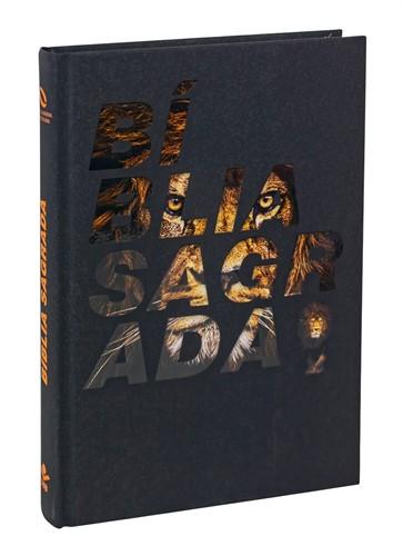 Bíblia Leão Capa Dura Nova Almeida Atualizada