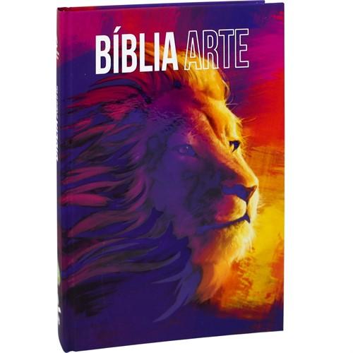 Bíblia Força Capa Dura Nova Almeida Atualizada