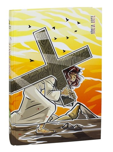 Bíblia Sacrifício Capa Dura Nova Almeida Atualizada