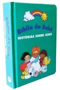 Bíblia do Bebê – Histórias Sobre Jesus