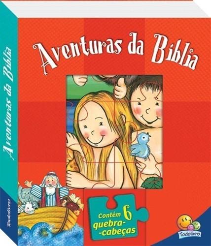 Janelinhas Bíblicas - Aventuras Da Bíblia