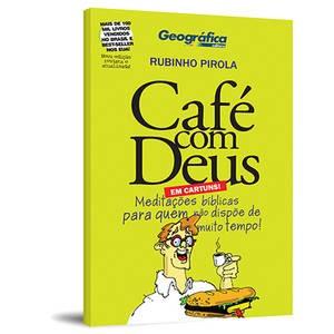 Café com Deus - Em cartuns