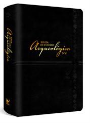 BÍBLIA DE ESTUDO ARQUEOLÓGICA - PRETA - NVI