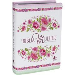 Bíblia da Mulher Média Renda Revista e Atualizada