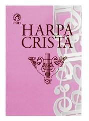 HARPA CRISTÃ  POP GRANDE  ROSA