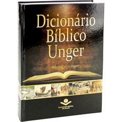 Dicionário Bíblico Unger Capa Dura