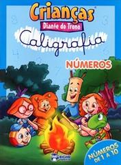 Crianças Diante do Trono |  Caligrafia - Números