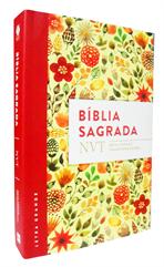 Bíblia NVT Letra Grande Aquarela Brochura