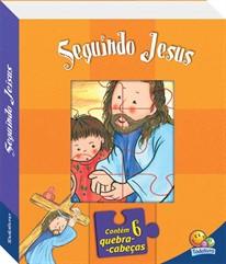 Janelinhas Bíblicas - Seguindo Jesus