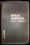 Bíblia NVT Letra Grande Luxo Costurada Preto Escovado