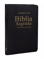 Bíblia Letra Grande Recouro Preta