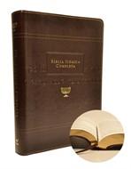 Bíblia Judaica Completa Luxo Marrom