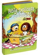 Bíblia Explicada para Crianças com ilustrações Mig&Meg - NTLH