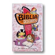 Bíblia das Descobertas Feminina Capa Dura