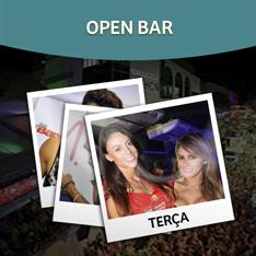 Open Feminino - Terça