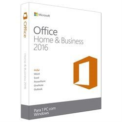 OFFICE HOME AND BUSINESS 2016 32/64 BRAZILIAN