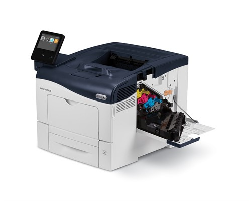 Xerox Impressora Laser Color A4 Xerox VersaLink C400, até 36ppm, Bandeja p/ 550 fls, Bandeja Multiuso p/ 150 fls, Duplex (USB/Rede) - C400_DN_MO-NO