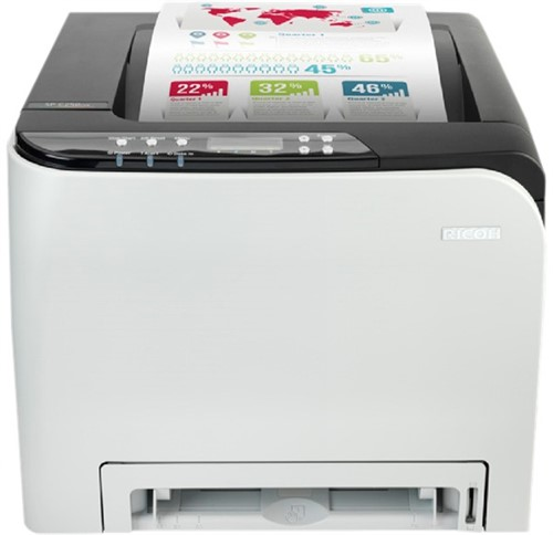 Impressora Colorida Ricoh SPC252DN