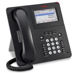 Aparelho Telefone IP 9621G, Display, 480x272, 2 x 10/100/1000Mbps, SIP, Poe+, 700480601 - Avaya