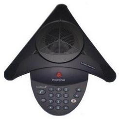 Polycom Telefone Audioconferência SoundStation2 Não Expansível (sem display) (110V) - 2200-15100-001
