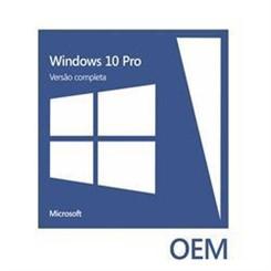 WINDOWS 10 PROFESSIONAL GGK - 64BITS OEI DVD