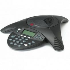 Polycom Telefone Audioconferencia SoundStation2W Wireless 2.4GHz Básica Não Expansível 110V