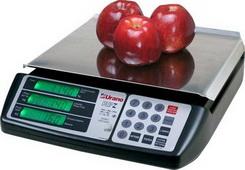 Balanca US 20/2 POP-Z - capacidade 20Kgx2g , LCD, c/ back light e bateria - Urano - 22.31.100.0535