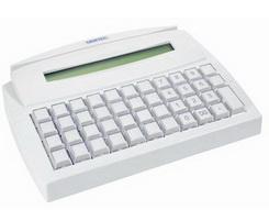 Teclado programável TEC 44 com Display Ps2/USB - GERTEC