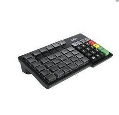 Teclado 55 teclas Tec55 programavel PS2 - GERTEC