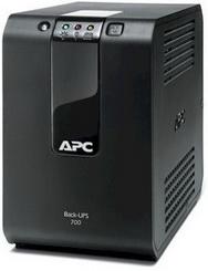 Nobreak APC Back-UPS 700VA 350W (Entrada Bivolt/Saida 115V) - BZ700BI-BR