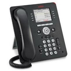Telefone IP 9608, Display 180x120, 2x portas 10/100/100Mbps, SIP, Poe - 700480585 - Avaya