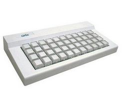 Teclado programável TEC 44 PS2 - GERTEC