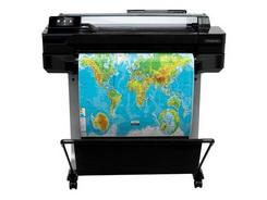 Impressora HP DESIGNJET T520 EPRINTER DE 6 1CM (24 polegadas ) - CQ890A#B1K