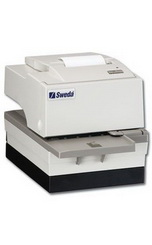 Impressora Fiscal ST-2500 com guilhotina E leitor CMC7 - SWEDA