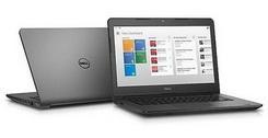 Dell Notebook Latitude 14 E3450 Intel Core i3-4005U 1.7GHz, Tela 14, 4GB RAM, 500GB HD, Wi-Fi, Win8.1 Pro - 210-ACZO-I3-1