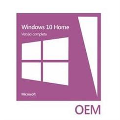 WINDOWS 10 HOME- 64BITS OEI DVD