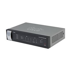 Roteador Cisco com 4 Portas LAN Gigabit + 2 Portas WAN + 50 VPNs IPSEC - RV320-K9