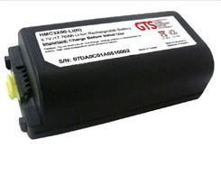 Bateria GTS para coletor MC3190 Gun ou Imager, 4800 mAh, alta capacidade.