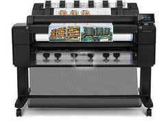 PLOTER HP DESIGNJET T2500 PS 36-IN EMF P PRINTER - T2500
