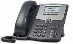 Telefone VoIP Cisco 500 - SPA502G