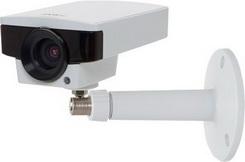 Camera AXIS Video IP Fixa M1144-L HDTV 720p, PoE IEEE 802.3af e com iluminação IR embutida