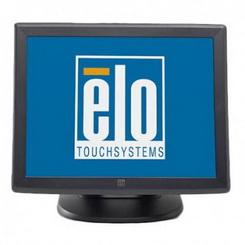 "Monitor Touch Screen ET 1515L 15"" VGA USB DARK GRAY, Furação VESA - E700813 - Elo Touch"