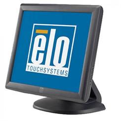 Monitor LCD - Elo Touch 17'' Desktop Dark Gray - ET1715L