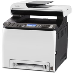 Impressora Multifuncional Color Ricoh SPC252SF