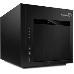 Storage Seagate para Backup ou Vigilância 1.2GHz DDR3 512MB 4 Baias 1J95N1-570 - STCU100