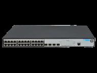 Switch HP JG926A 1920-24G-PoE+ com 24 portas PoE 10/100/1000Mbps RJ45 + 4x SFP (Potencia PoE máx. 370W) (Substitui JE007A)