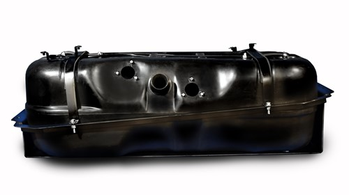 Tanque de combustível polietileno plástico Mitsubishi L200 CLA - KIT133
