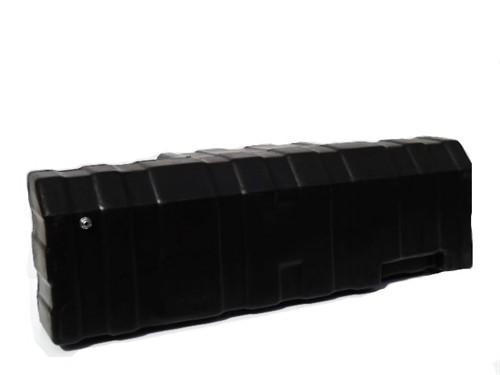Tanque de combustível polietileno plástico engesa fase 1 sem boia CLA - VE61